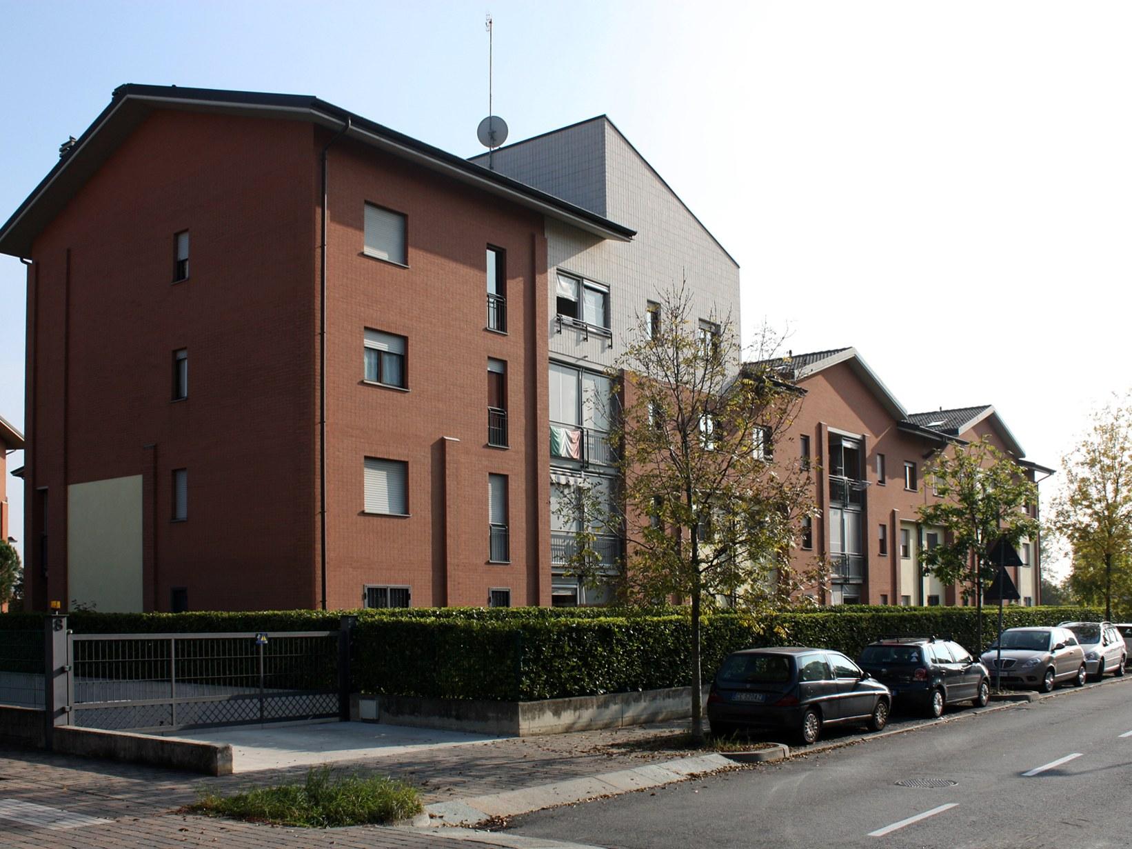 Edificio Residenziale a Beinasco